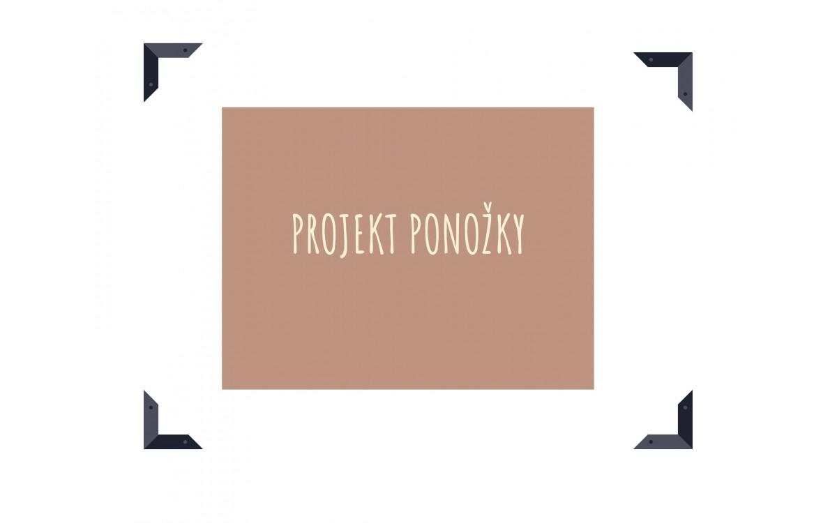 Projekt ponožky :) a věnování až do organizace SAMARITÁN